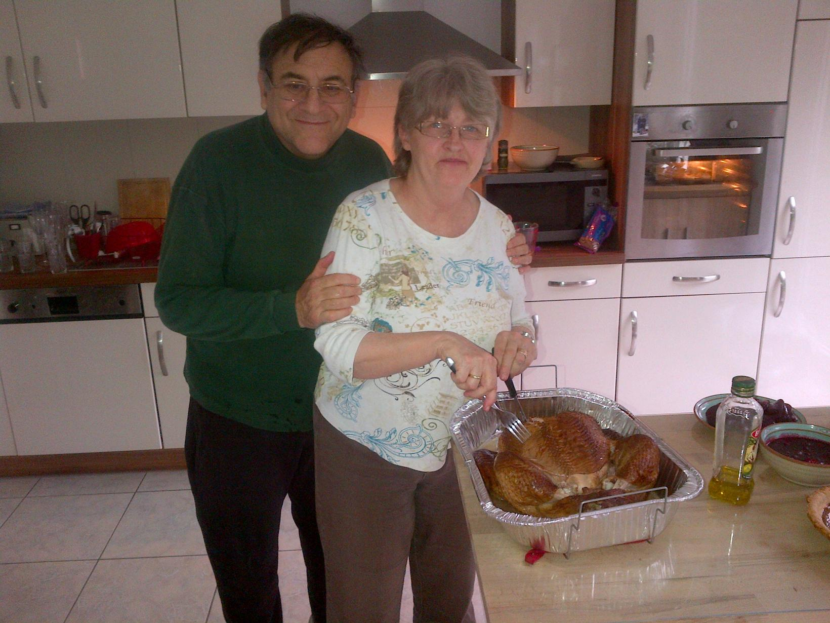 Brenda & Larry from Marble Falls, Texas, United States