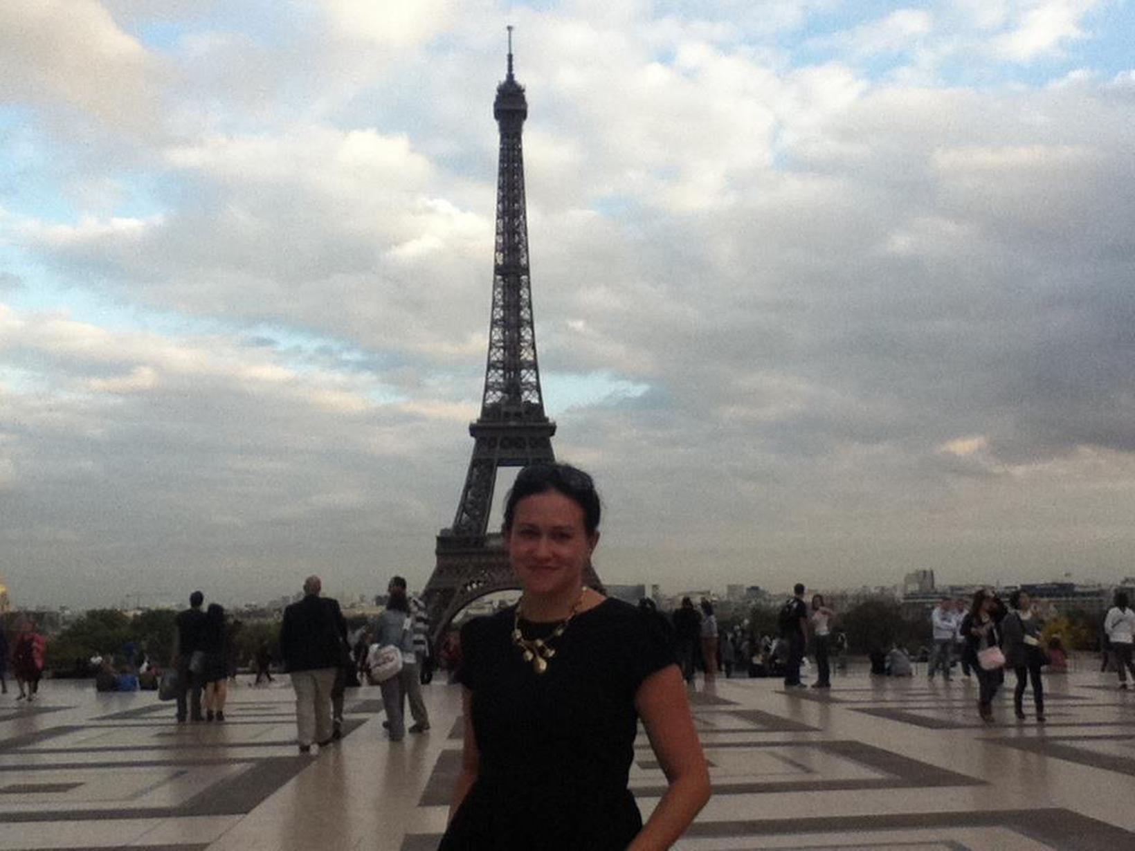 Rhonda from Paris, France