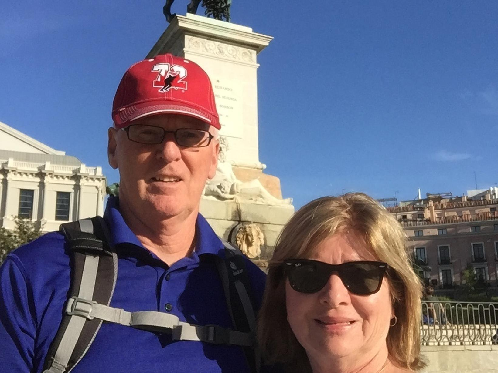 Brian & Sue from Peterborough, Ontario, Canada