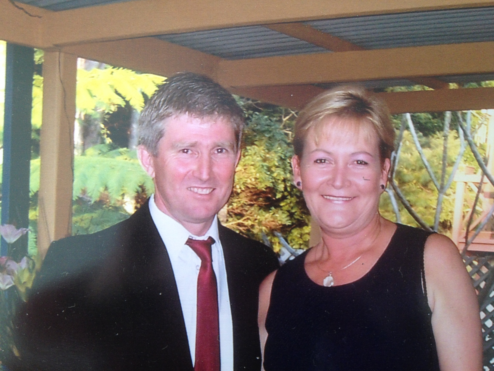 Bev & Adrian from Gloucester, New South Wales, Australia