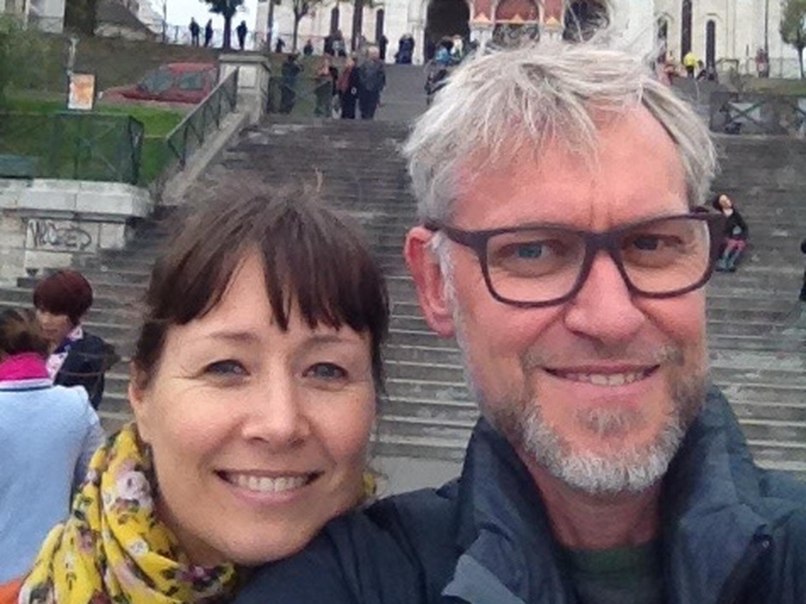 Marty & Nicole from Melbourne, Victoria, Australia