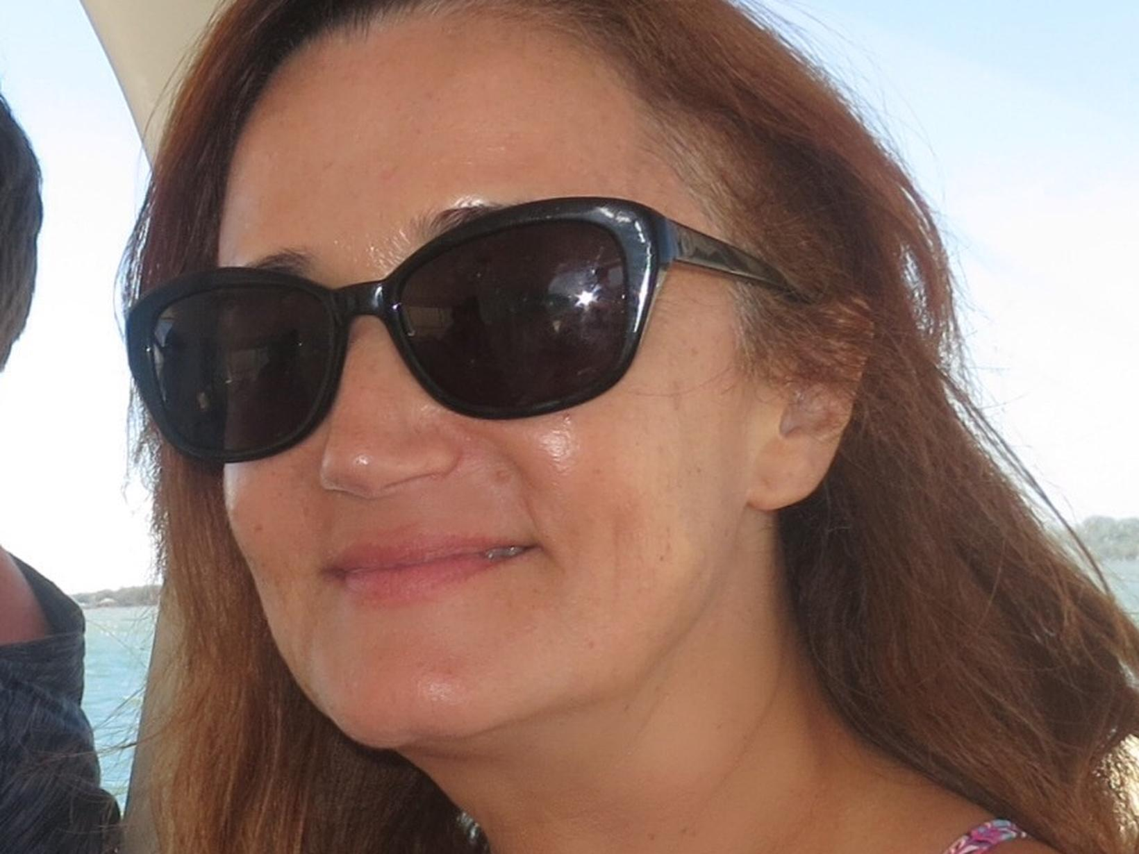Nadia from Brisbane, Queensland, Australia