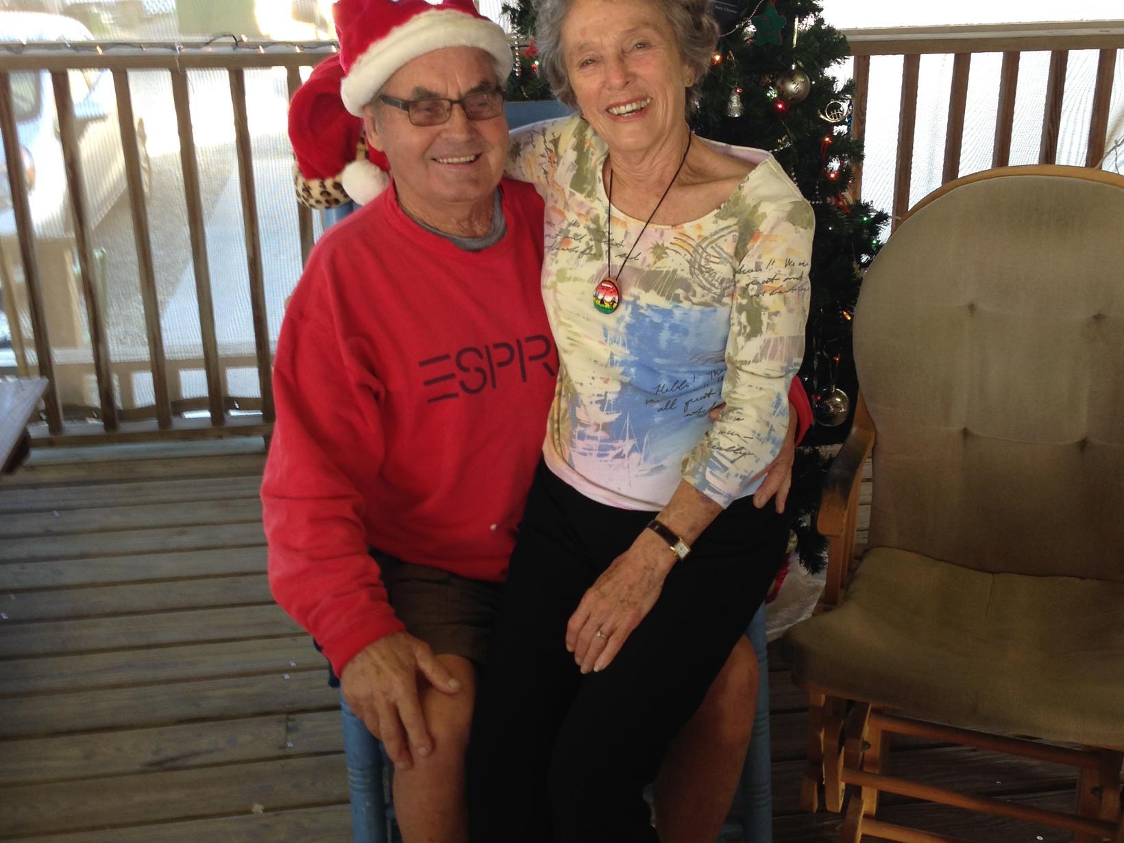 Bernice & Douglas from Portage la Prairie, Manitoba, Canada