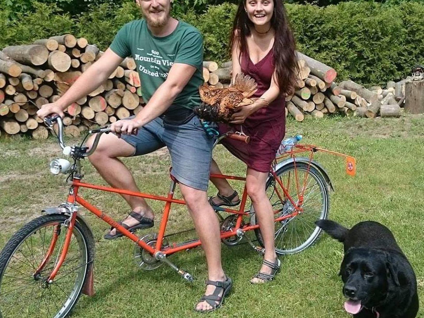 Szymon & Adrianna from Oslo, Norway
