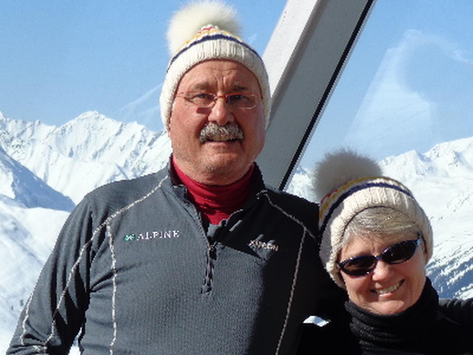 Lucille & Alan from Toronto, Ontario, Canada