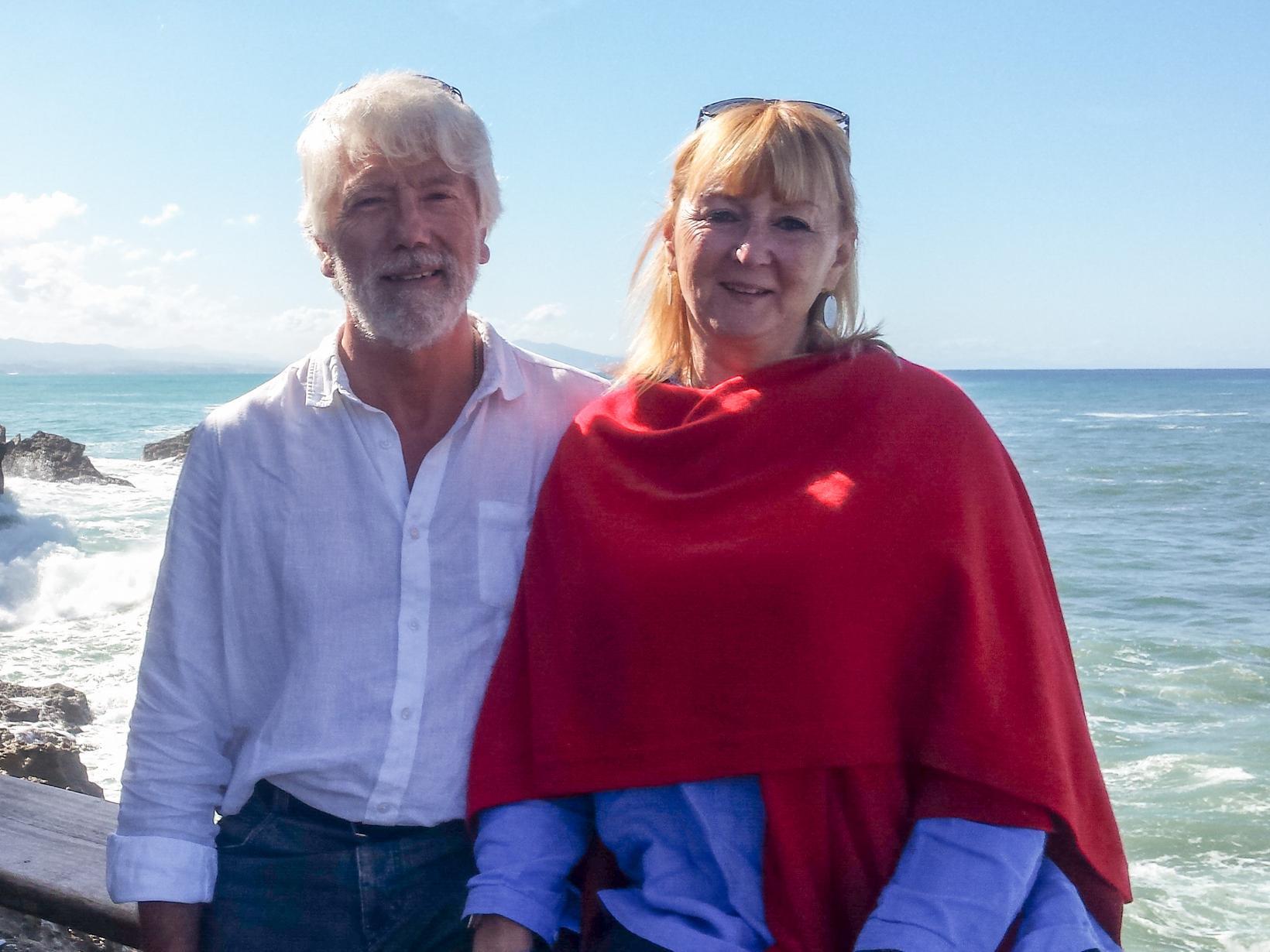 Mike & Jane from Ipswich, United Kingdom