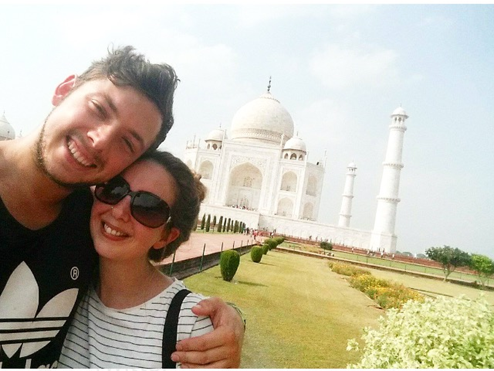 Katie & Oliver from London, United Kingdom