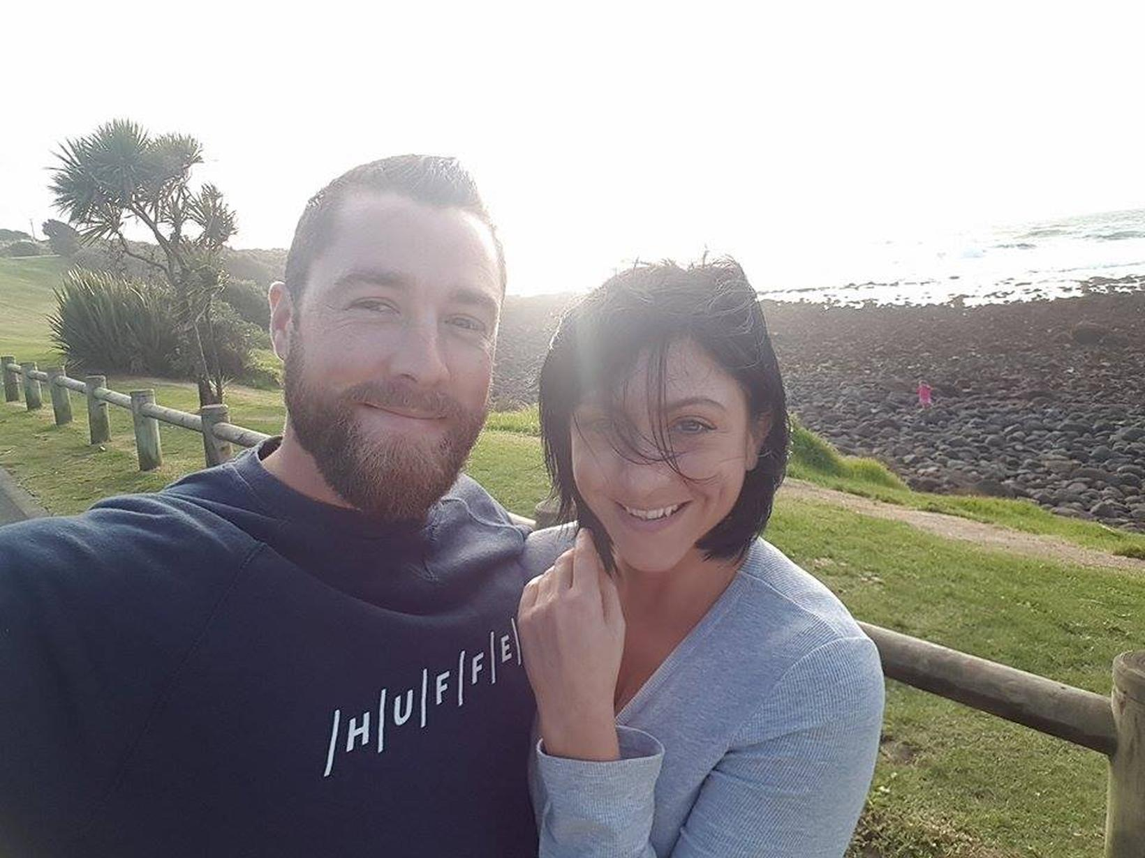 Kate & Tom from Auckland, New Zealand