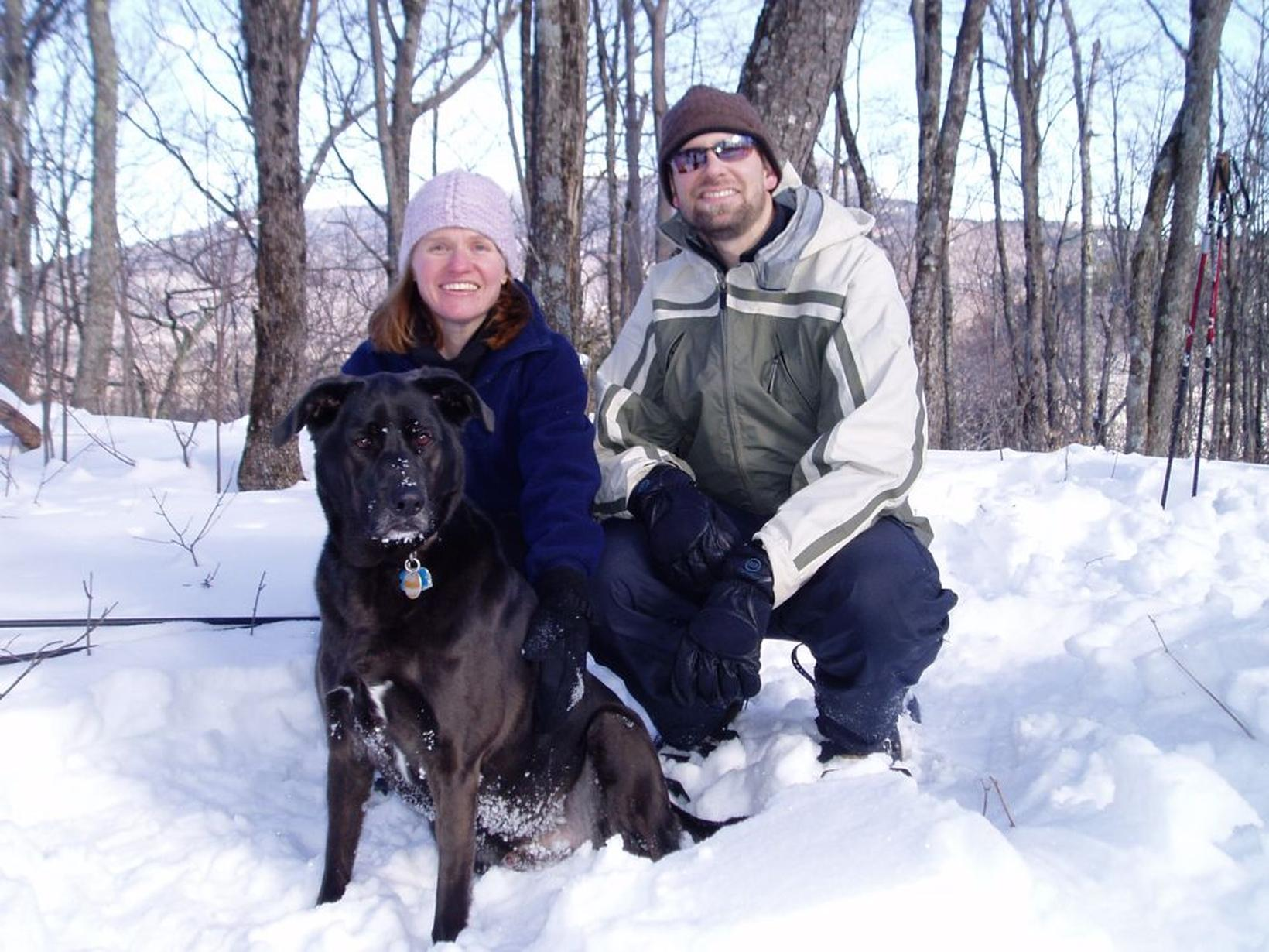 Allison & Brian from Concord, New Hampshire, United States