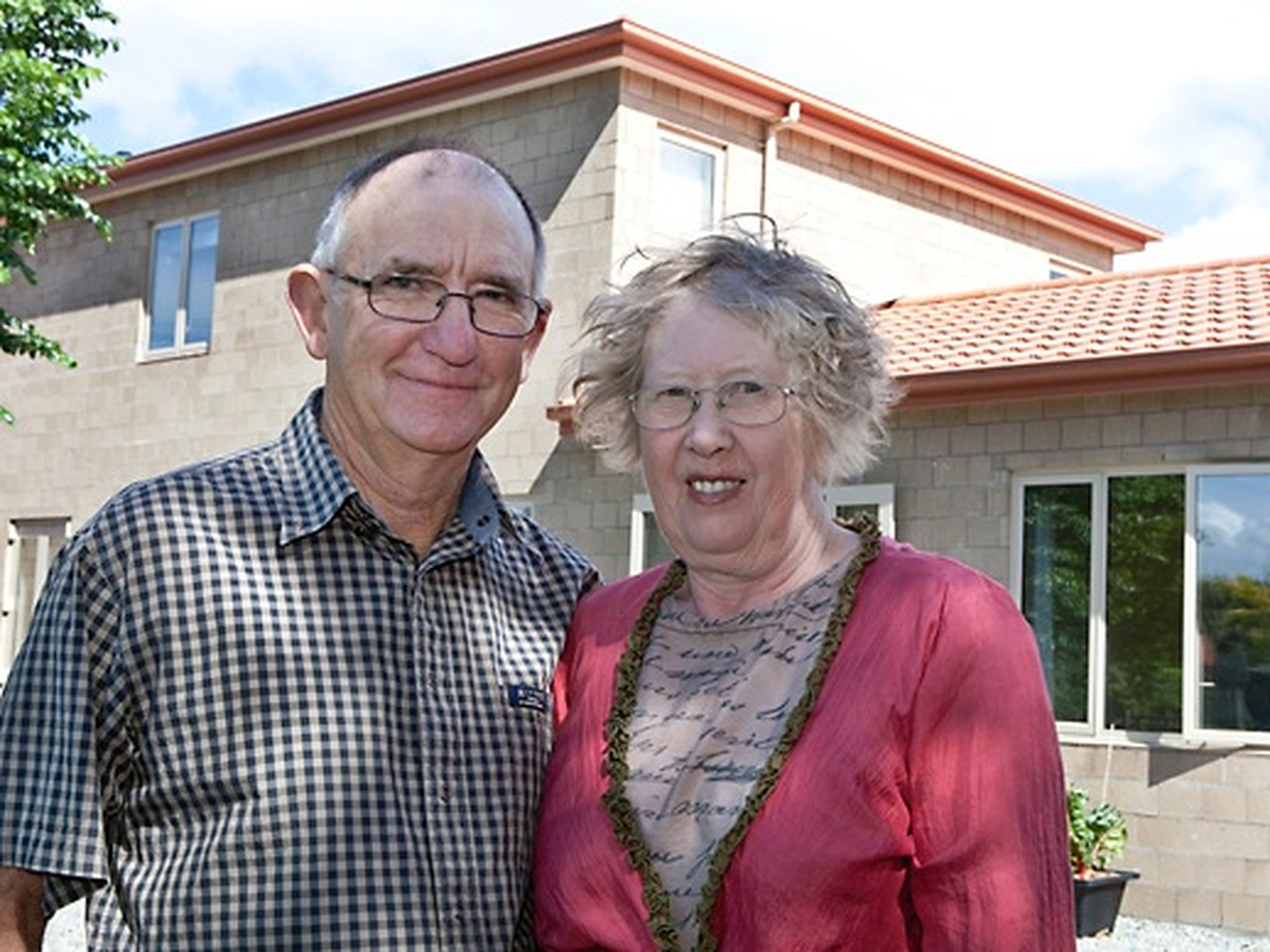 Suzanne & Paul from Blenheim, New Zealand