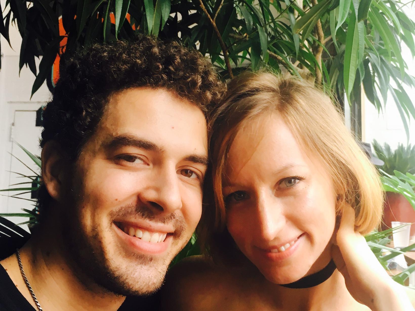 Christiana & Rigel from Brooklyn, New York, United States