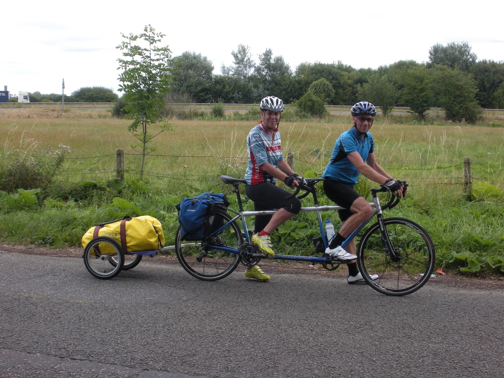Jeannine & Ian from Oxford, United Kingdom