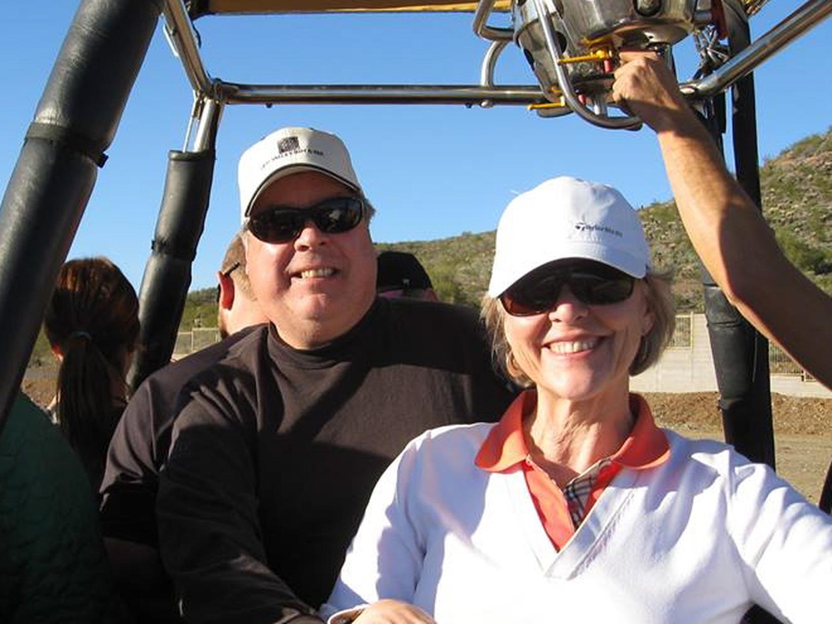 Dale & Grant from Brandon, Manitoba, Canada