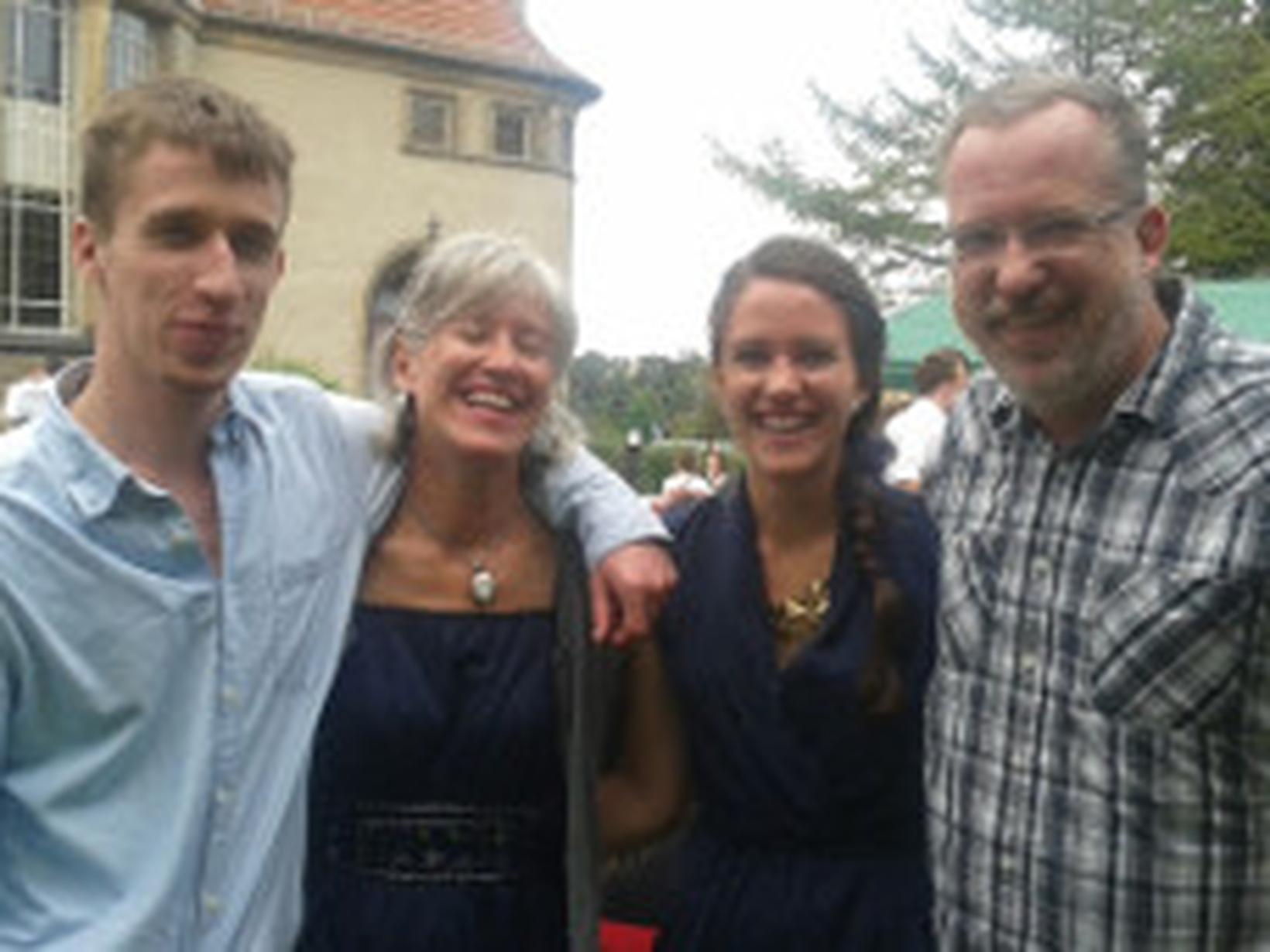 Rob & Bridget from Munich, Germany