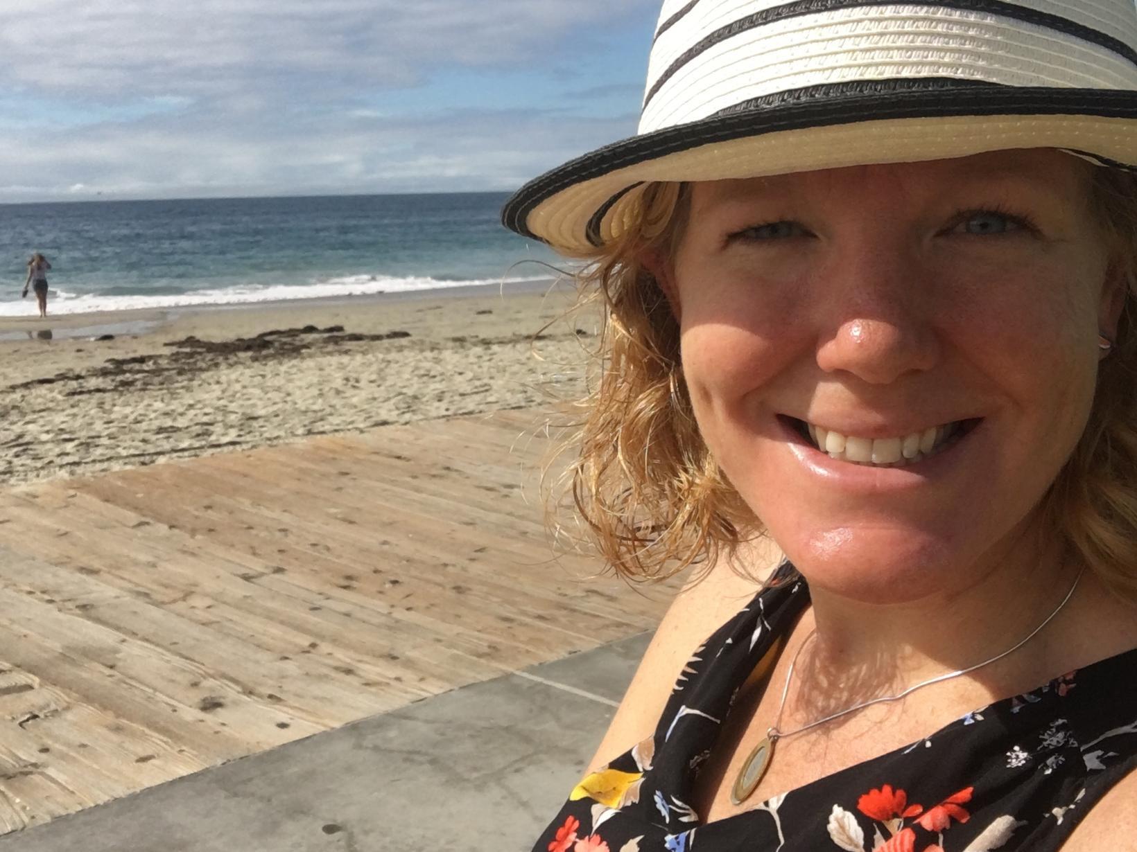 Andrea from Irvine, California, United States