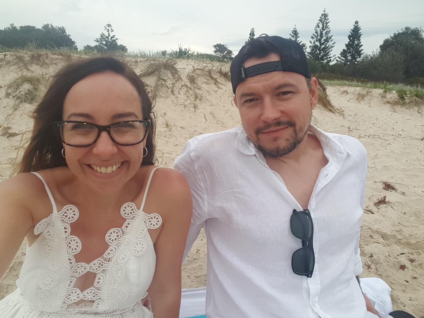 Alison & Nate from Brisbane, Queensland, Australia