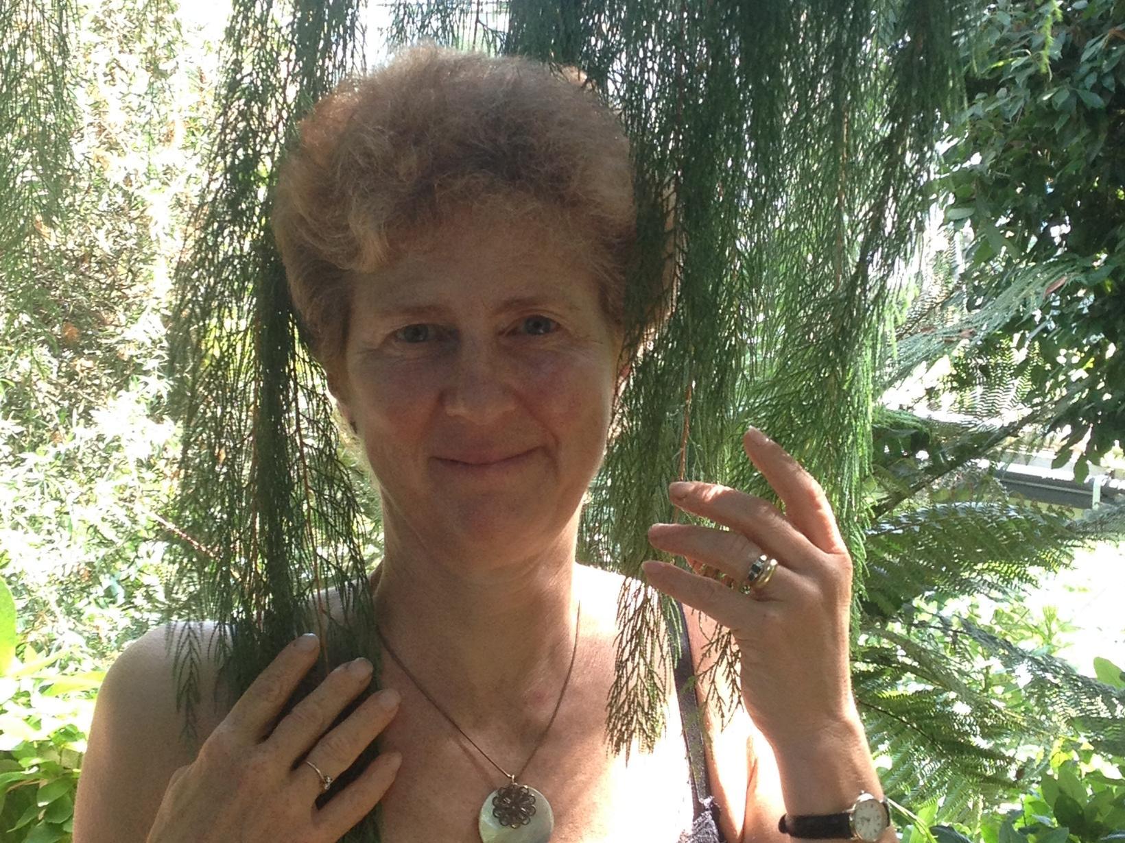 Sue from Nailsworth, United Kingdom