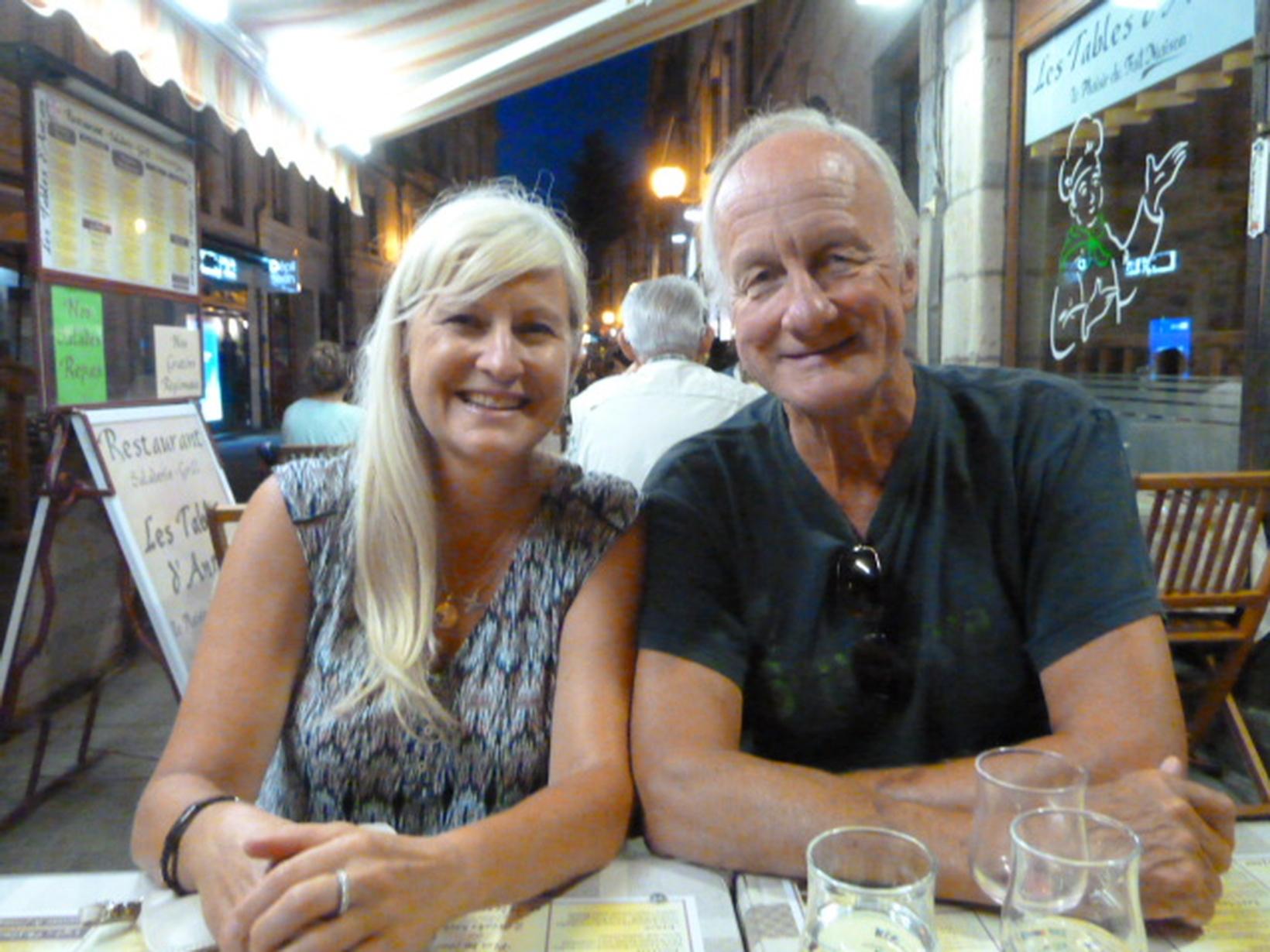 Karen & Alan from Christchurch, New Zealand