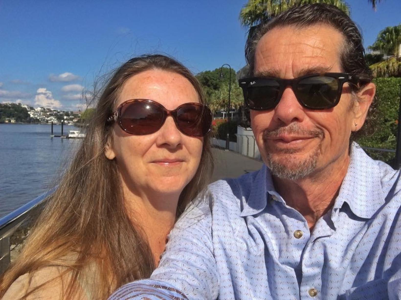 Narelle & Glen from Brisbane, Queensland, Australia