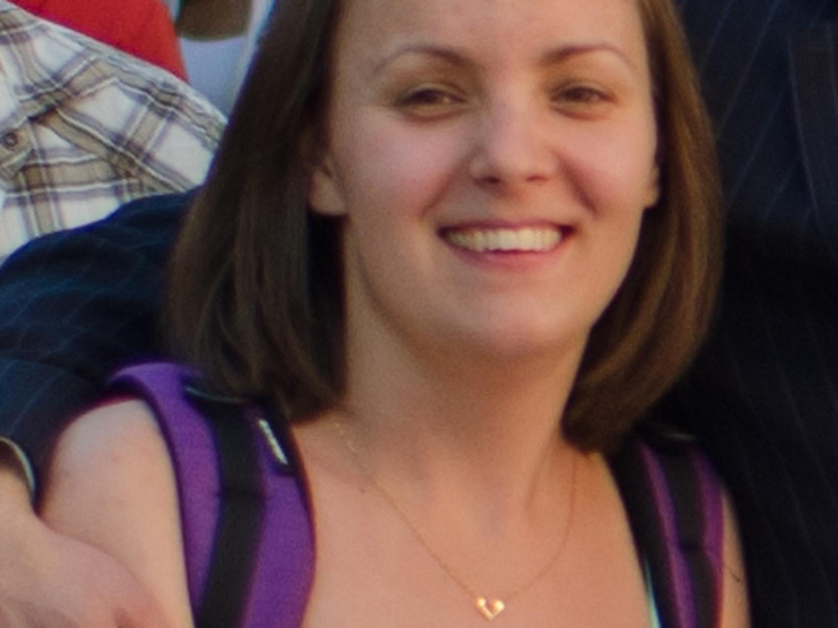 Martina from Uppsala, Sweden