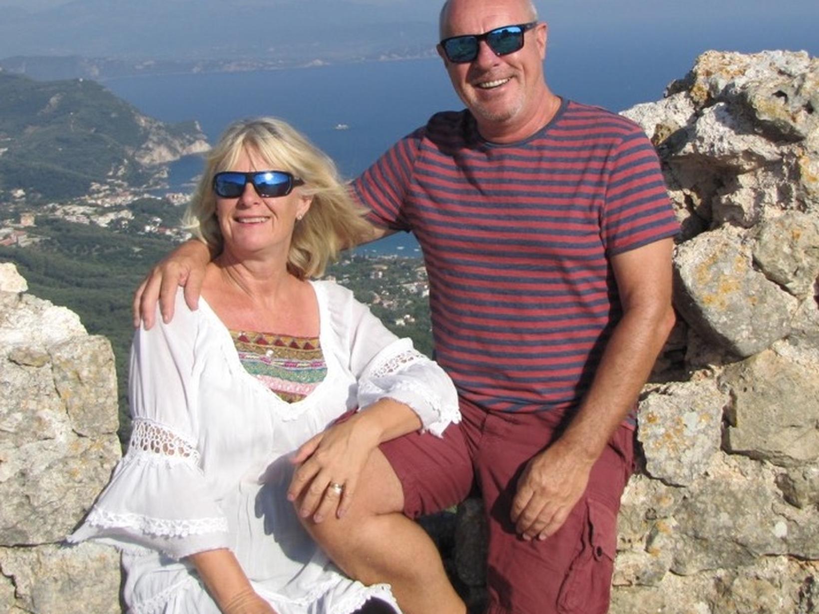 Richard & Carol from Brighton, United Kingdom