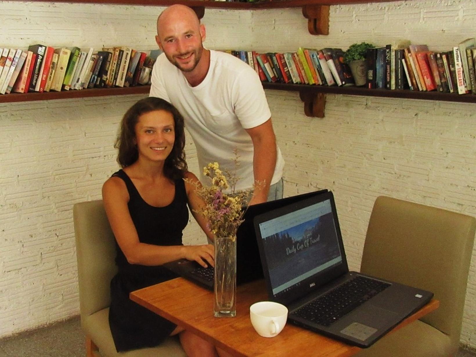 Alina & Paul from Hamburg, Germany