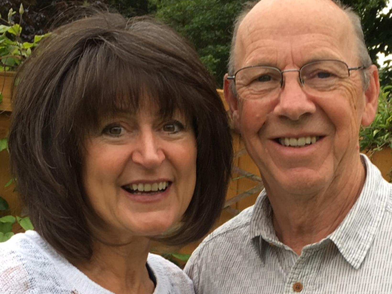 Lindsey & Michael from Rhôs-on-Sea, United Kingdom