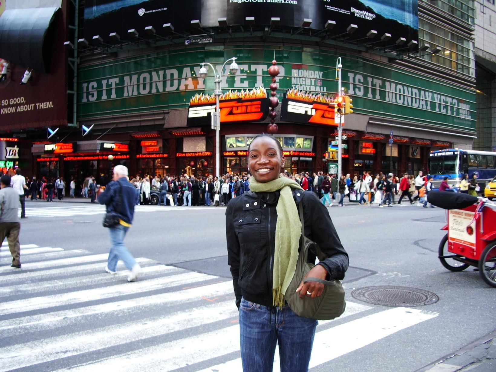 Jaiye from London, United Kingdom
