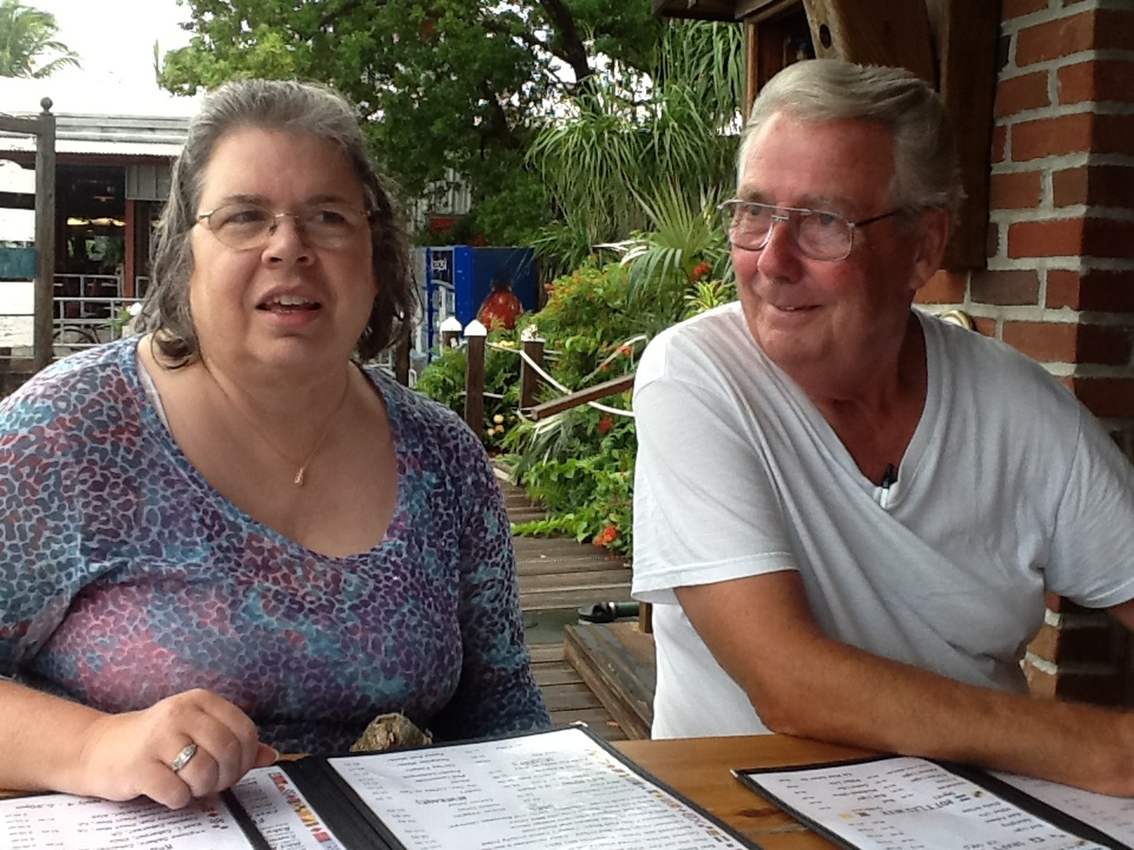 Joan & Hans from Columbia, Maryland, United States