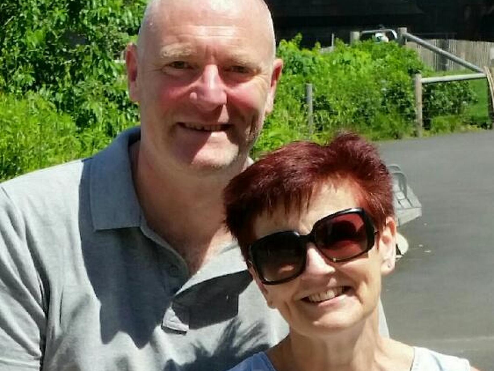 Marian & David from Perth, Western Australia, Australia