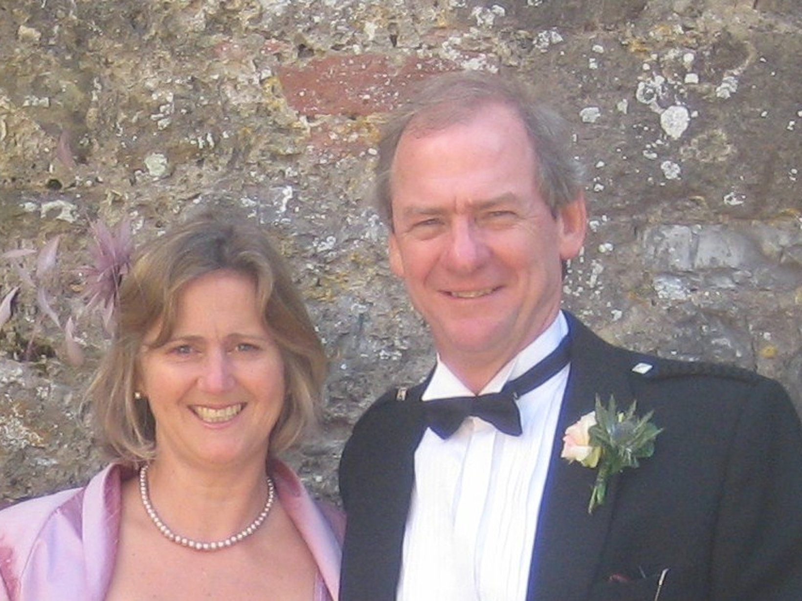Elaine & Gordon from Exeter, United Kingdom