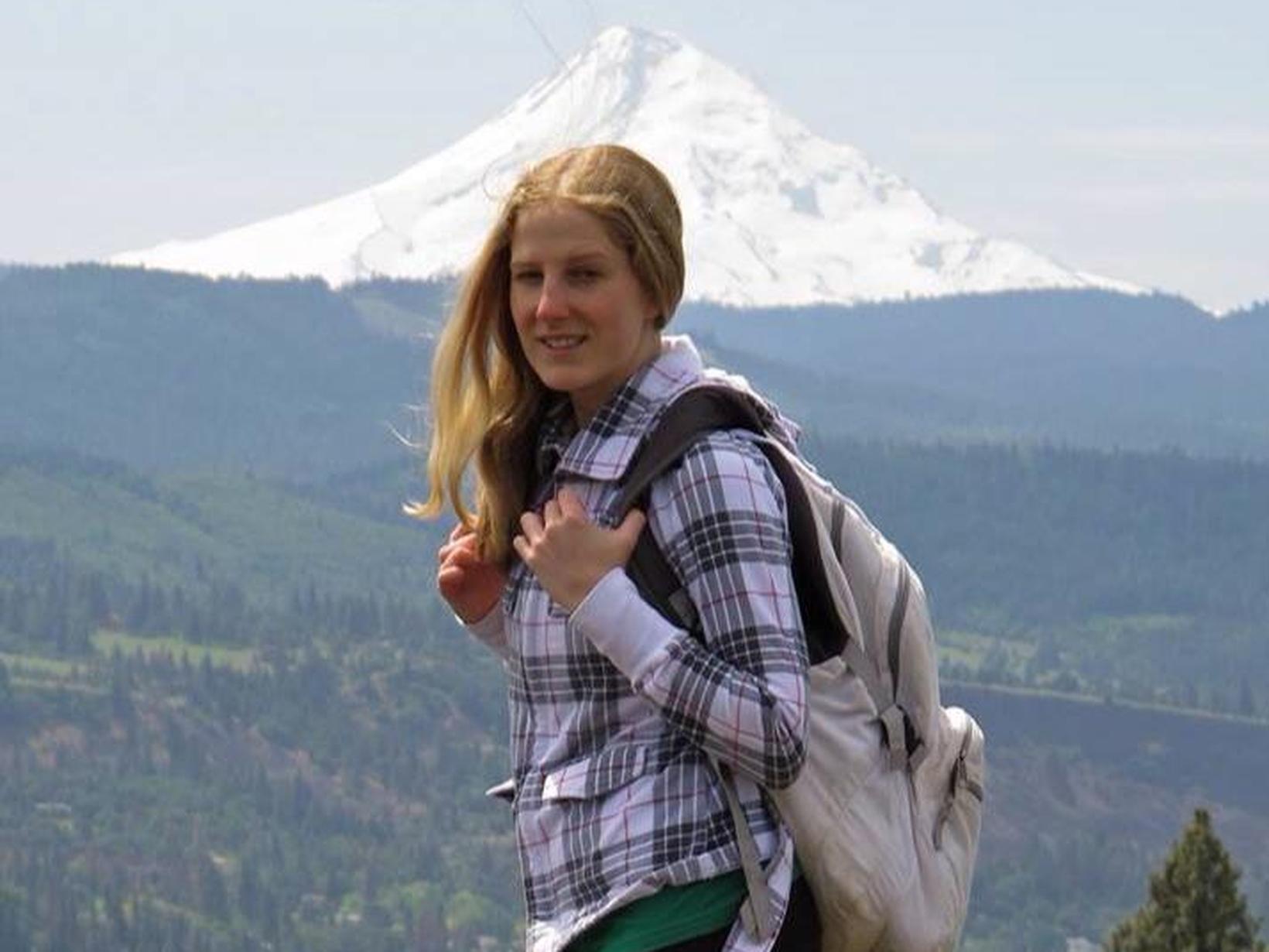 Ilona from Portland, Oregon, United States