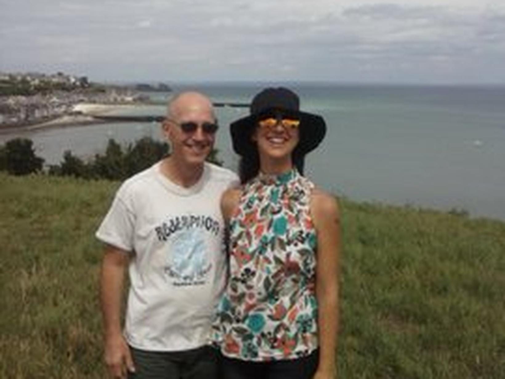 Vanessa & Bob from Brisbane, Queensland, Australia