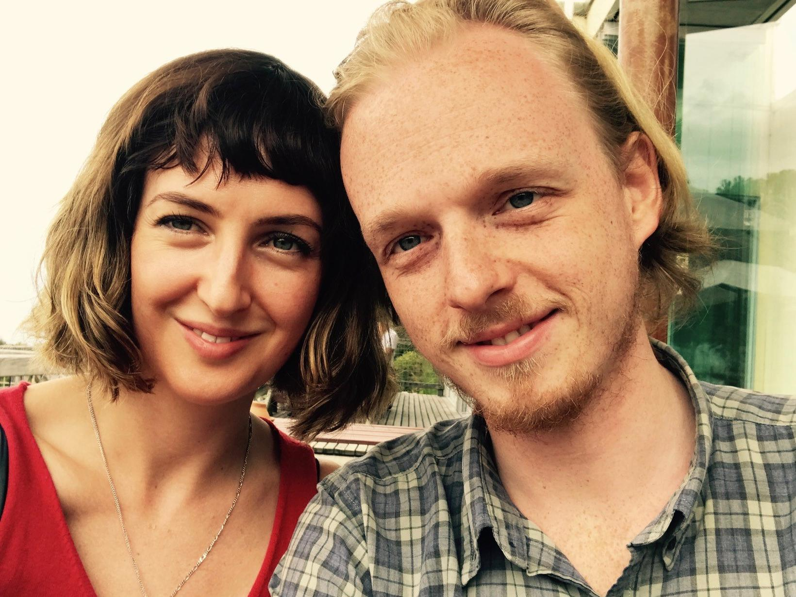Cecilia & Konrad from Melbourne, Victoria, Australia