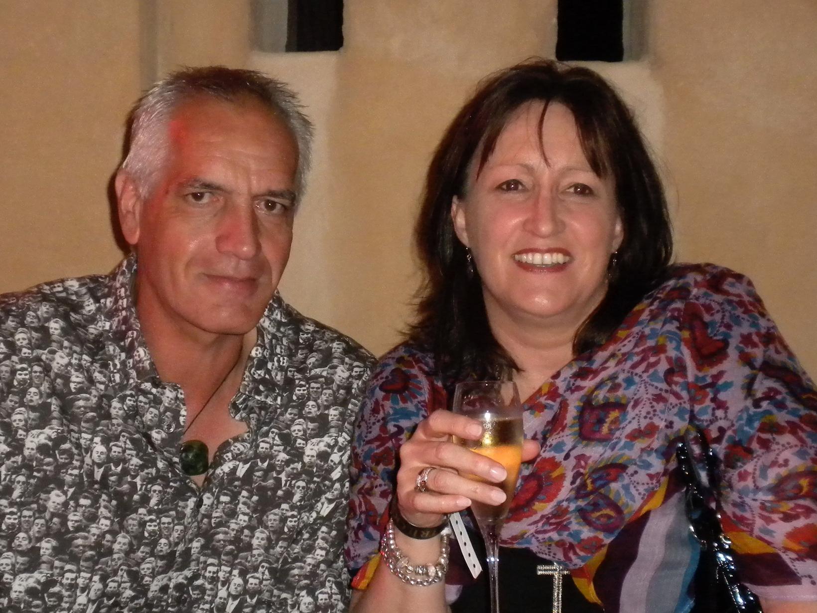 Gina & Peta from Huntly, New Zealand