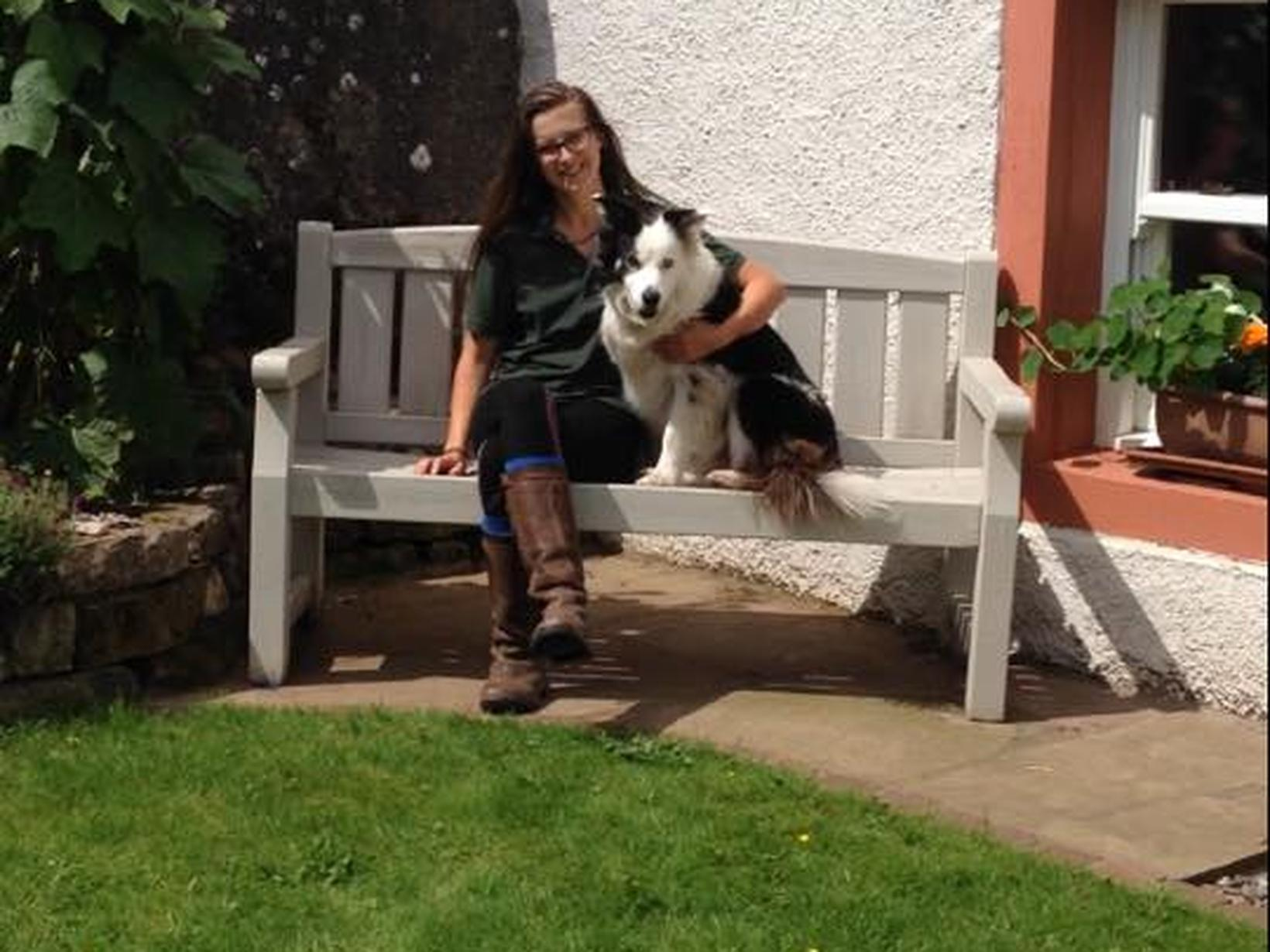 Sarah from Caldbeck, United Kingdom