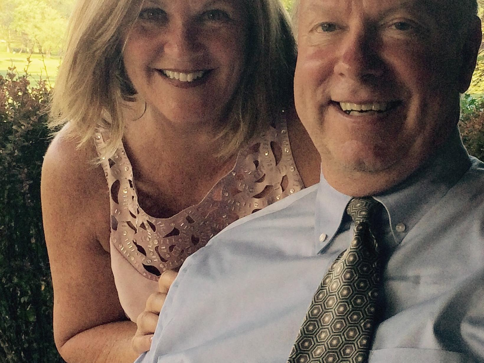 Kathy and mike & Mike from Philadelphia, Pennsylvania, United States