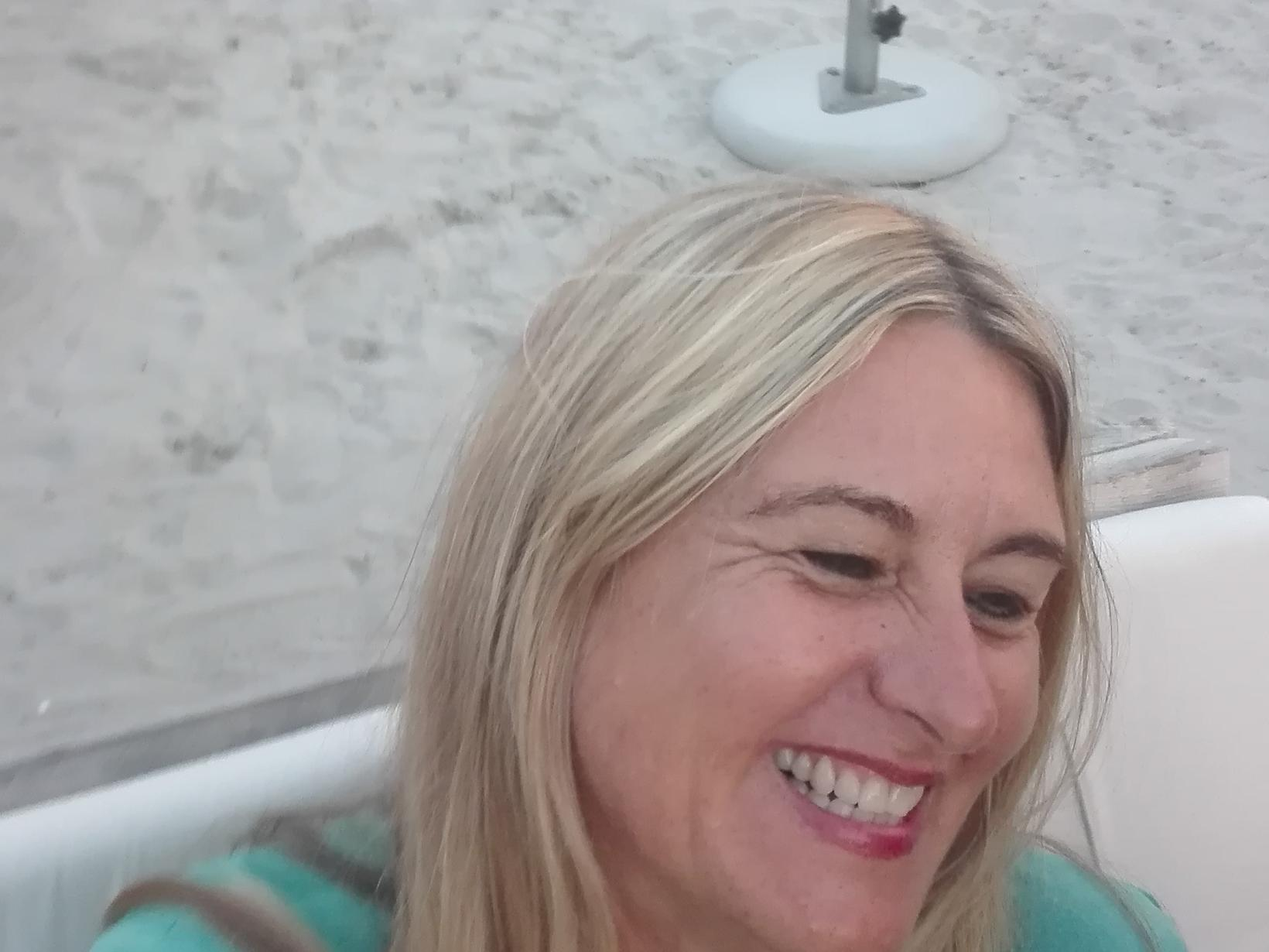 Linda from Cape Town, South Africa