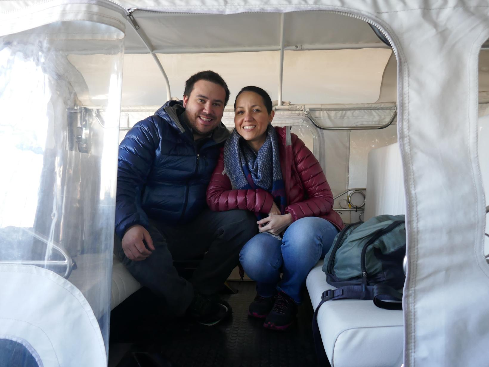 Janeth andrea & Alexander from Alexandria, Virginia, United States