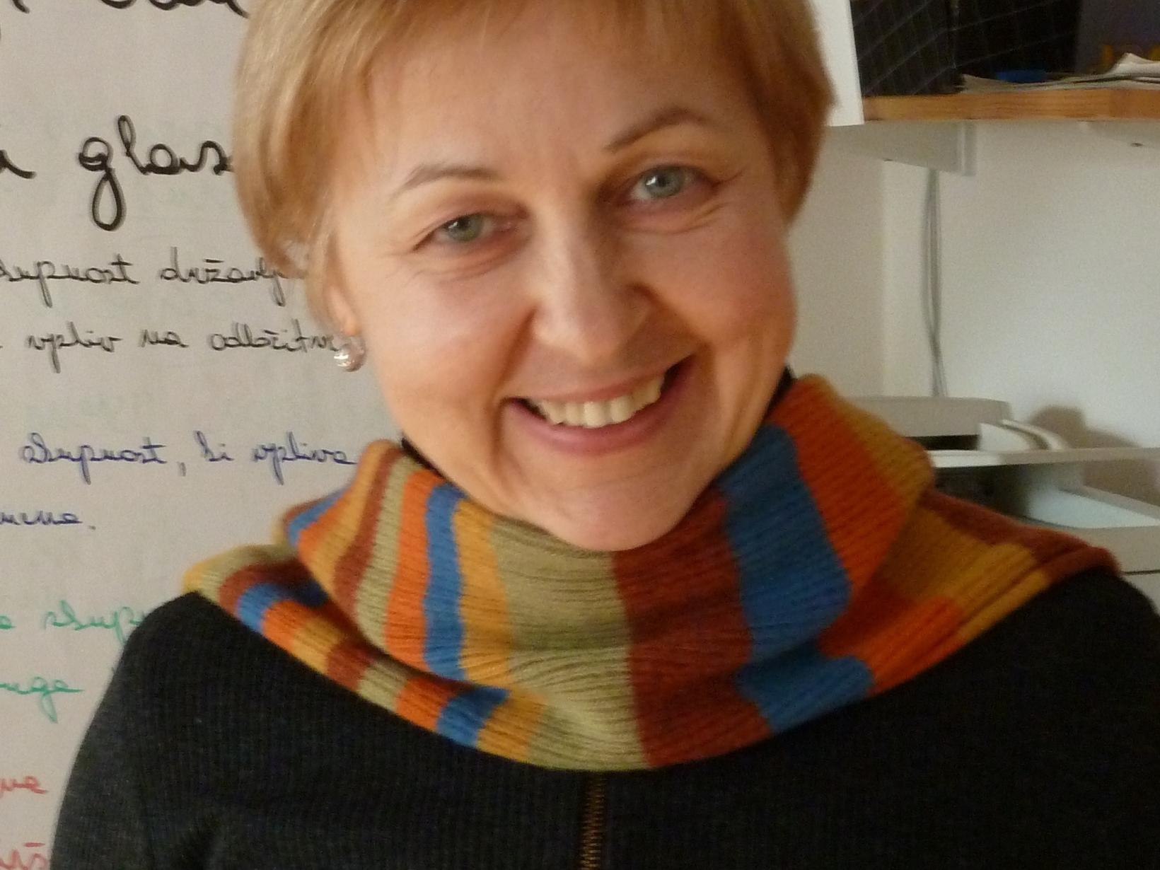 Renata from Ljubljana, Slovenia