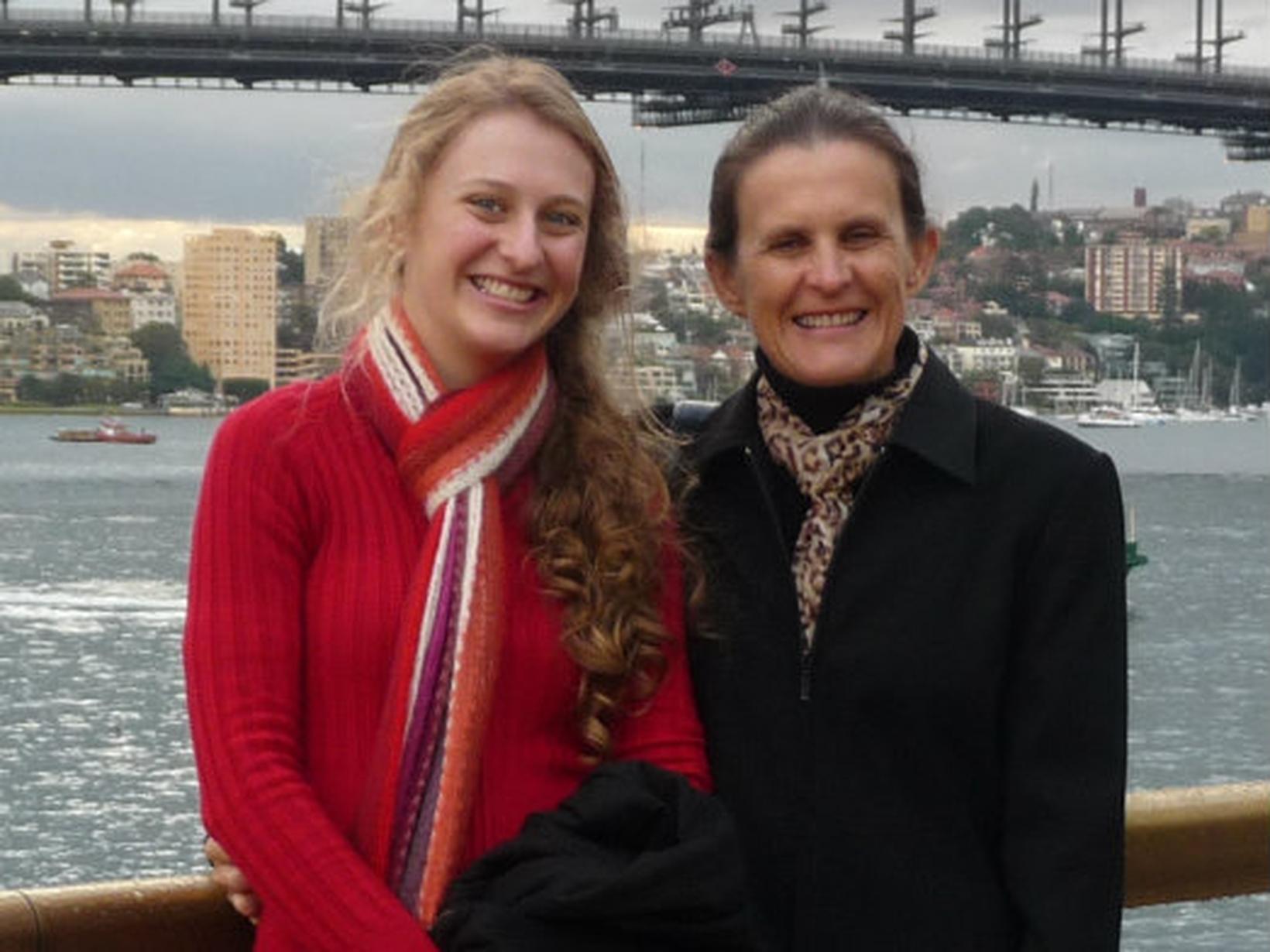 Pam & Ian from Maryborough, Queensland, Australia