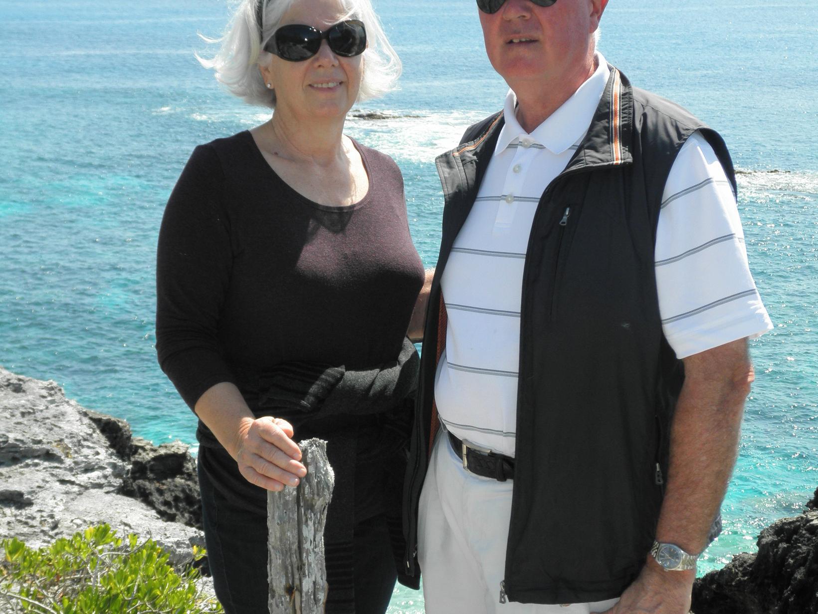 Dan & Jane from London, Ontario, Canada