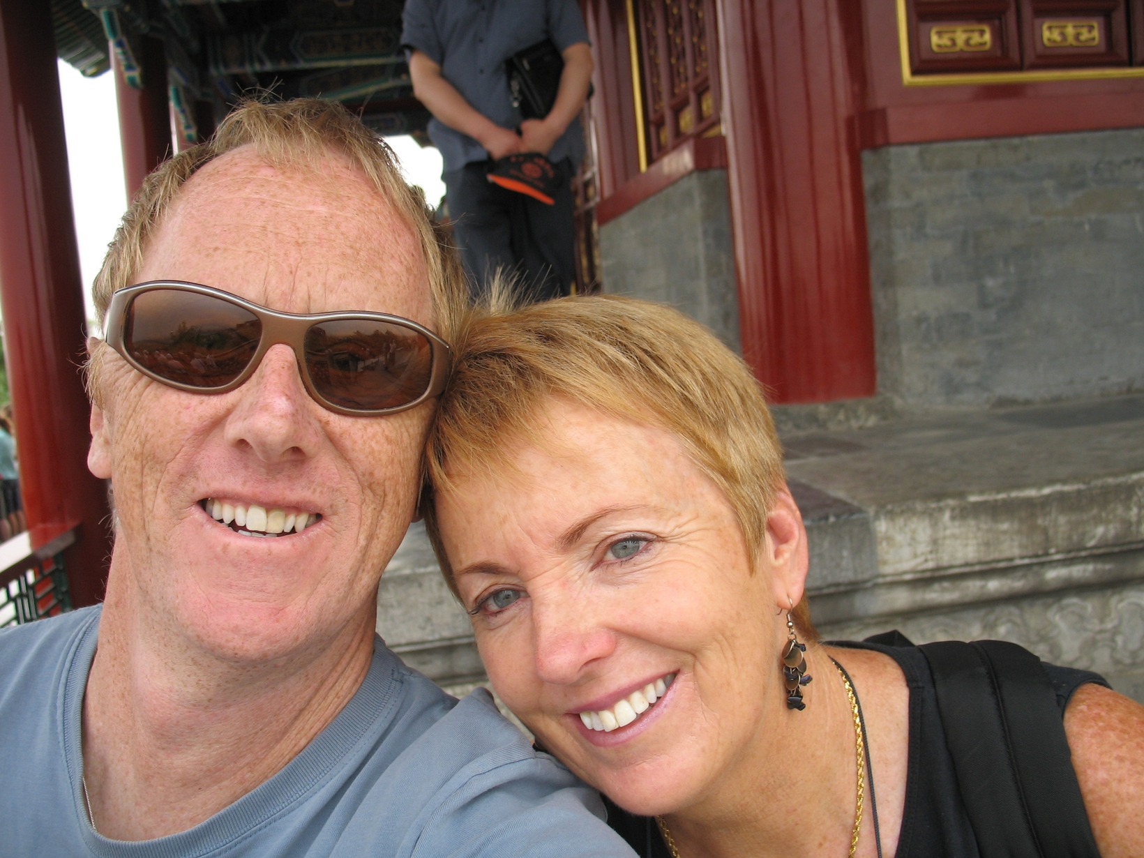 Clive & Di from Nelson, New Zealand