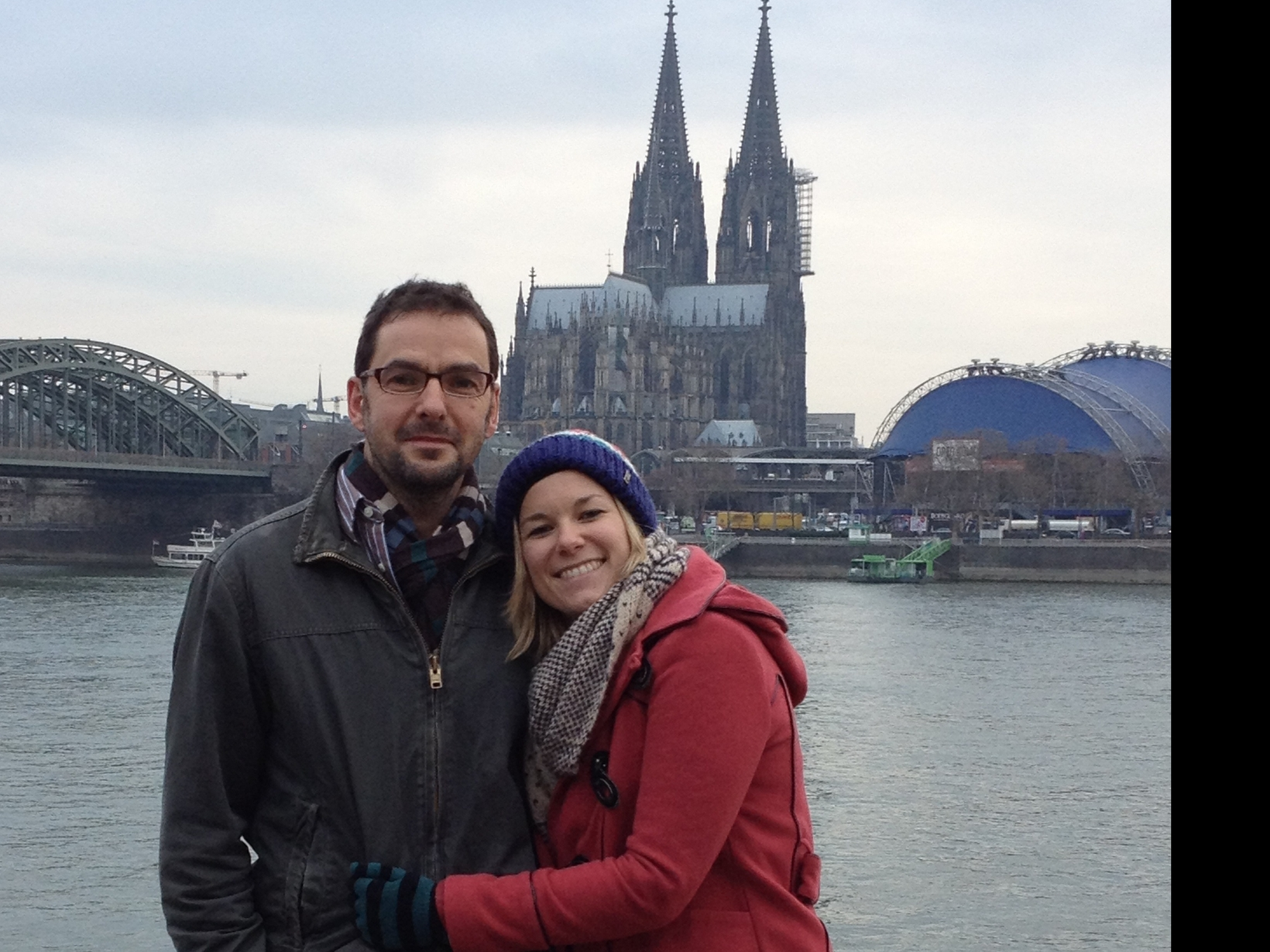 Tamsyn & Martin from Norwich, United Kingdom