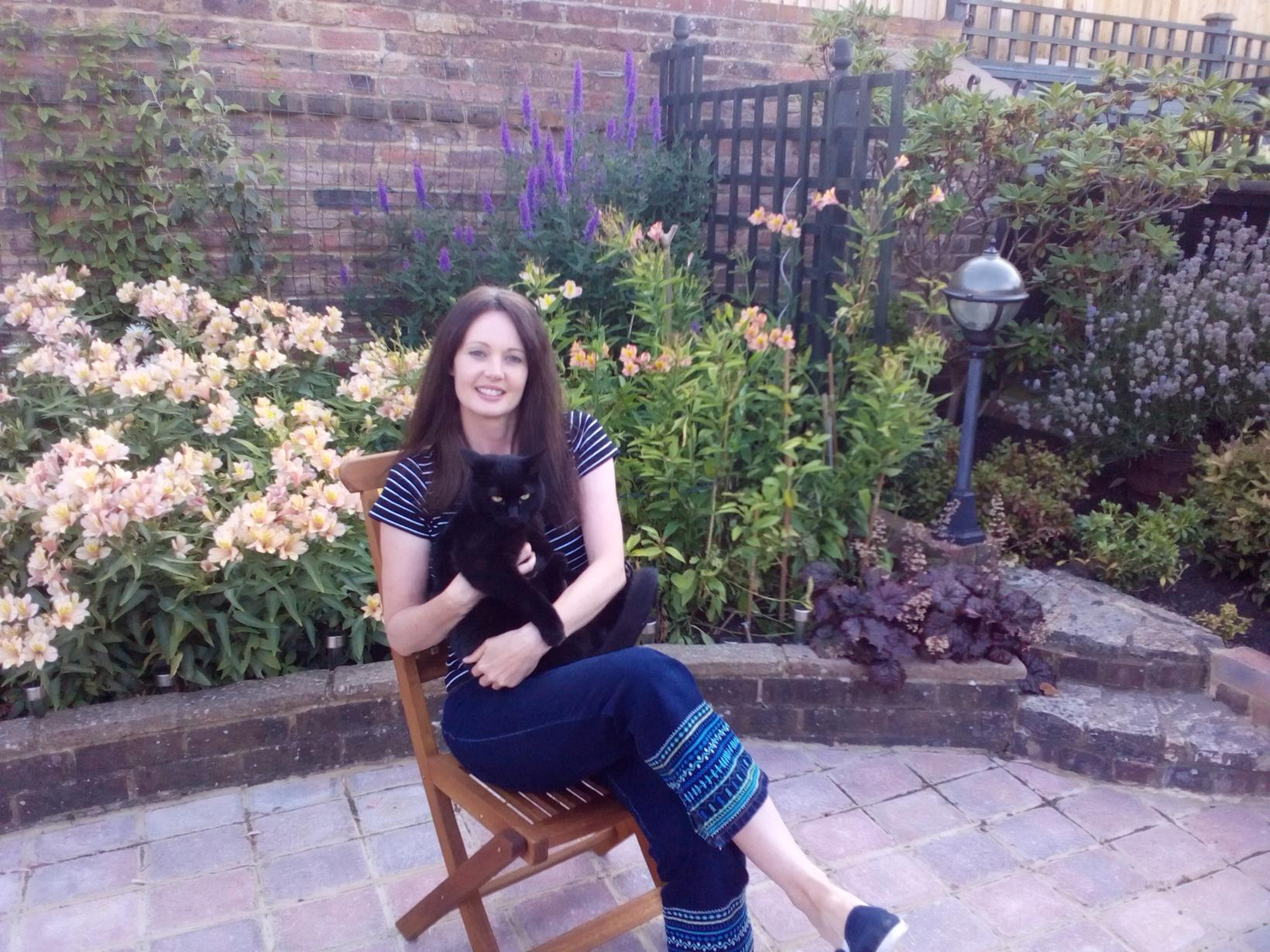 Judy from Eastbourne, United Kingdom