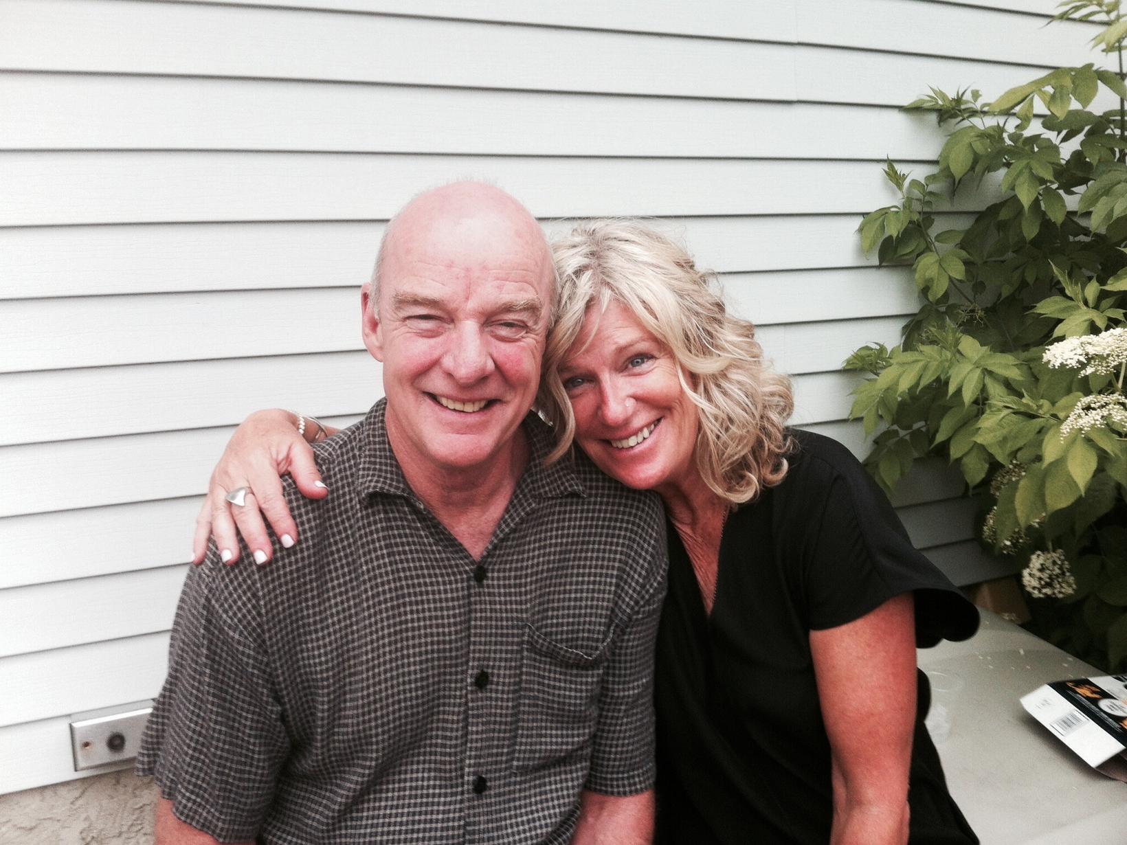 Anne & John from Calgary, Alberta, Canada