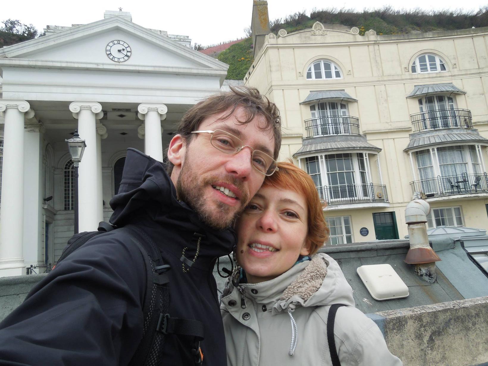 Alexandra & Nicholas from London, United Kingdom