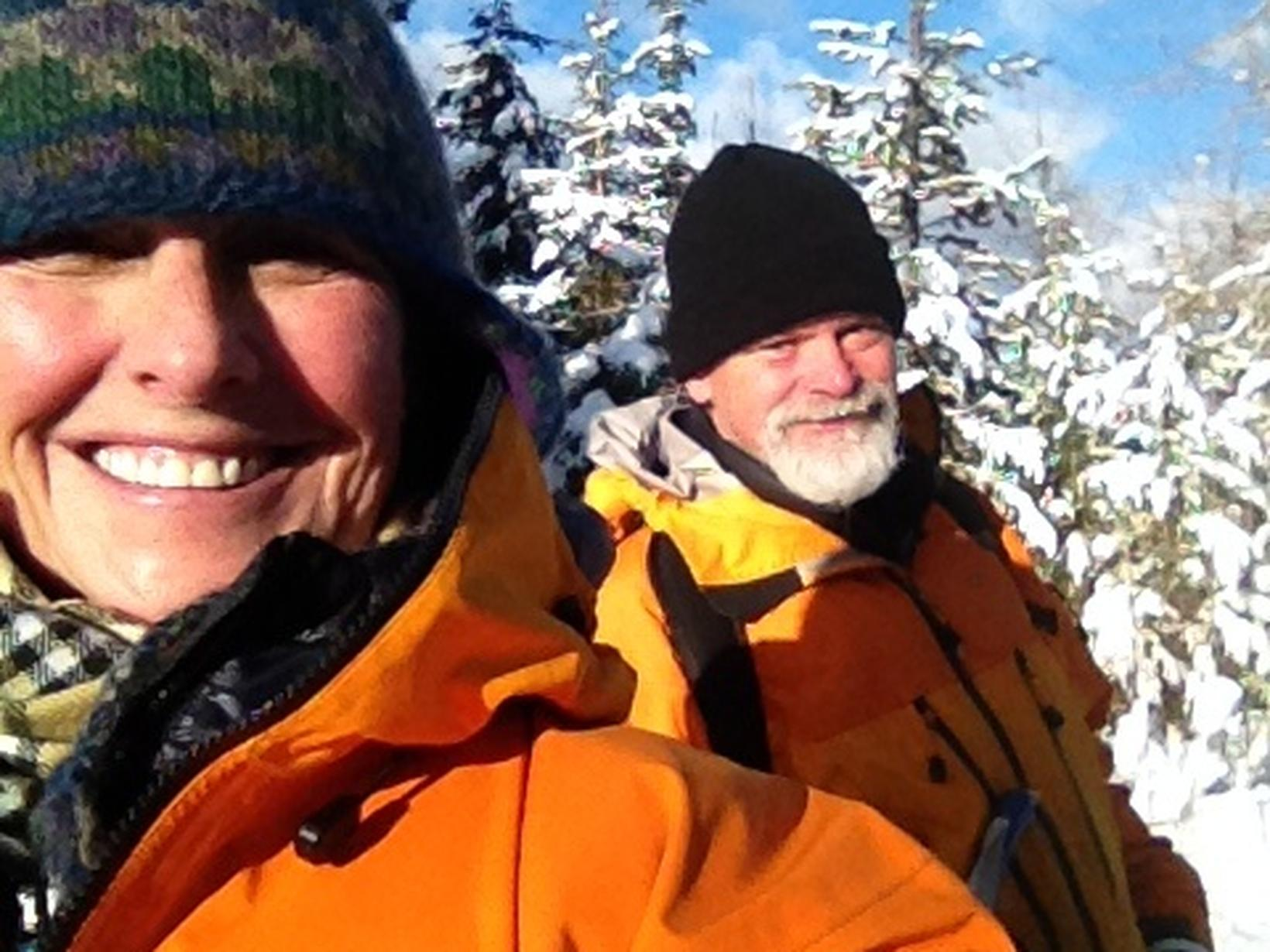 Joanne & Jim from Nelson, British Columbia, Canada