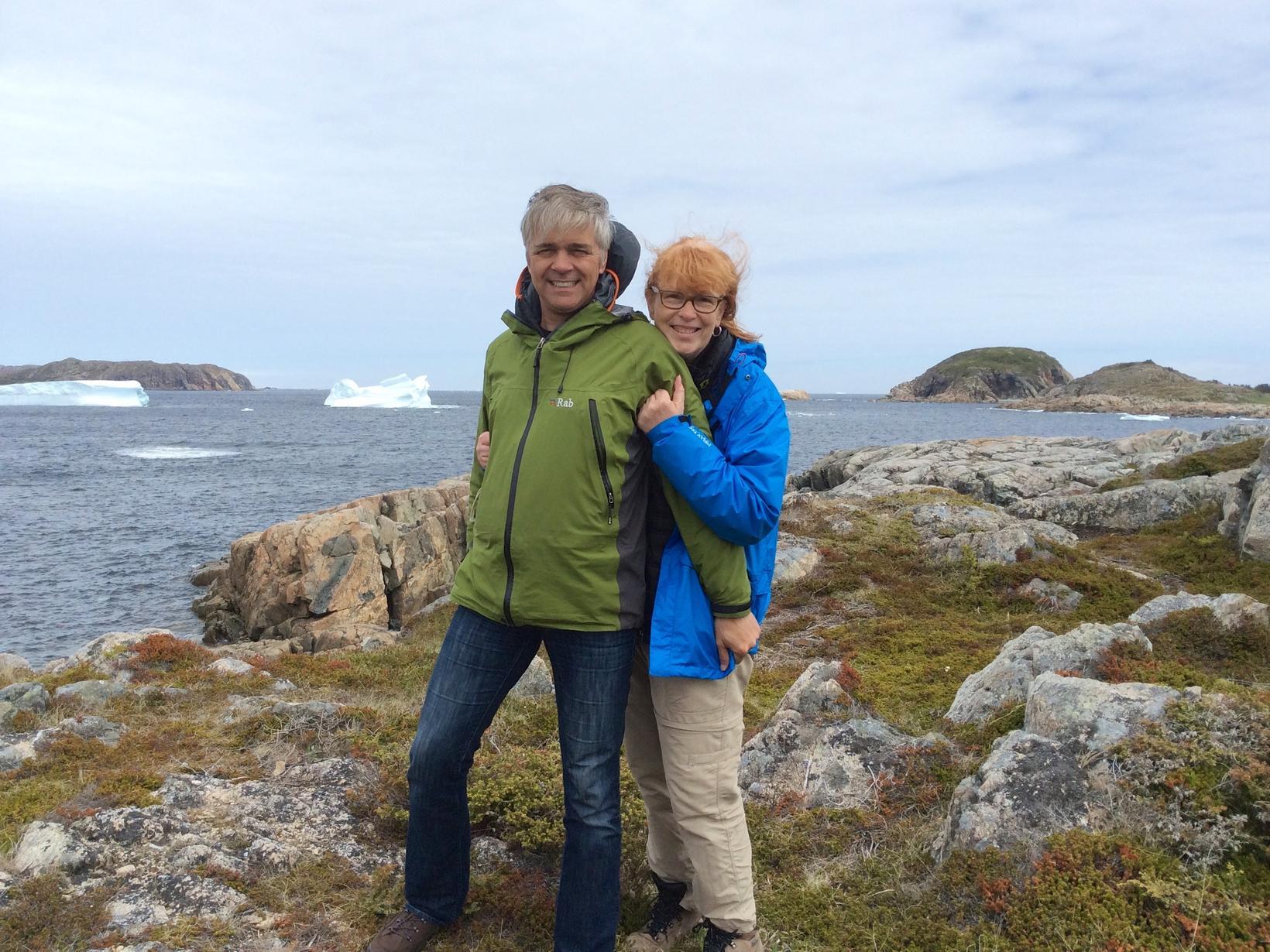 Louise & Pierre from Montréal, Quebec, Canada