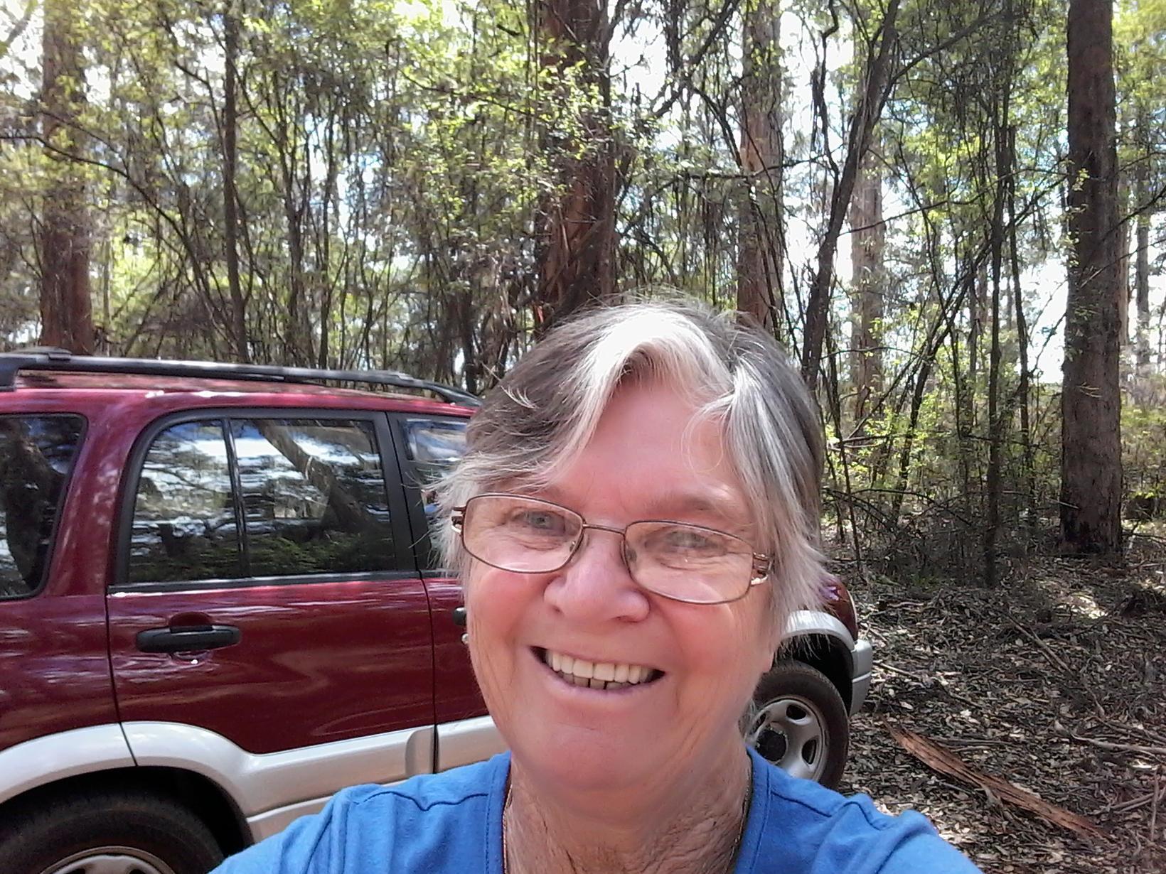 Elizabeth from Manjimup, Western Australia, Australia